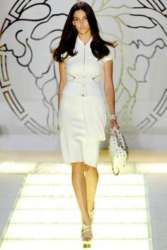 Versace Spring 2012 Ready-to-Wear Fashion Show: Complete Collection - Style.com
