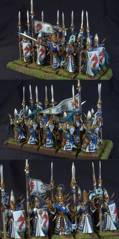 High Elf Sea Guard