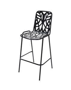 Kale 1127 Outdoor Armless Bar Stool - Cape Furniture
