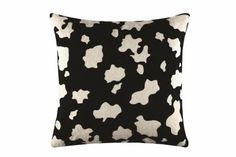 Henbury Black/White cushion add style to any indoor or outdoor furniture
