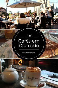 18 cafés para curtir em Gramado e Canela , Serra Gaúcha Brazil Vacation, Brazil Travel, Travel List, Travel Guides, Places To Travel, Places To Go, Have A Nice Trip, Across The Universe, Rio Grande Do Sul