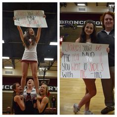 How I asked one of my best guy friends to the Girls Choice Sadies Hawkins Dance!