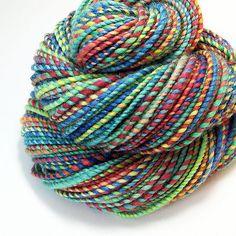 Delicious handspan yarn