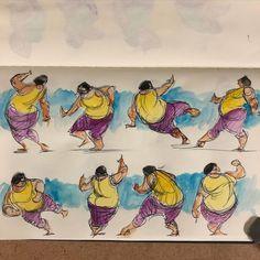 "Richard Powell's Instagram post: ""#draw #drawing #drawings #sketch #sketches #doodles #sketchbook #figures #characters #charactersketch #ink #penandink #ballpointpen…"" Ballpoint Pen, Drawing S, Doodles, Sketches, Characters, Ink, Instagram Posts, Drawings, Figurines"