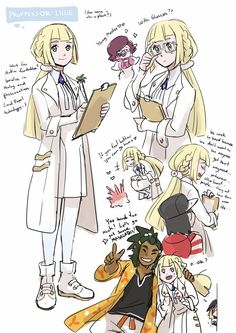 dc9spot, Now some grown-up Lillie!