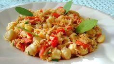 Receita de Salada de grão de bico com frango. Enviada por Rosana Almeida e demora apenas 45 minutos.