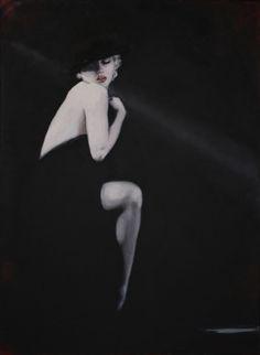 Painting by Jocelyn Maucotel Marilyn Monroe oil on canvas Marilyn Monroe Painting, Oil On Canvas, Artist, Photography, Black, Decor Ideas, Paintings, Black People, Paint