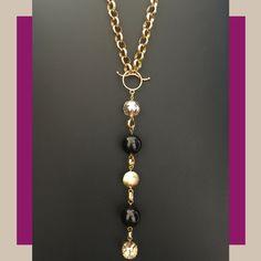 SOIE | Asesoría de Imagen | Collares | Colombia - Tienda Online | Gold, Black & Crystal Black Crystals, Black Gold, Collection, Jewelry, Templates, Wardrobe Capsule, Store, Colombia, Necklaces