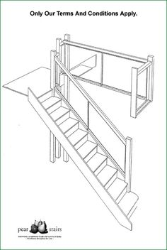 The Beehive Staircase - staircase design.