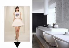 DIOR MOOD ▼ Haute Couture meets Interior Design ▼ III capitolo A NEW LOOK