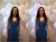 Birthday party, birthday dress!