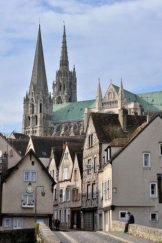 La Cathédrale de Chartres - Eure-et-Loire
