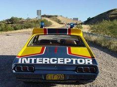 Orginal Mad Max Car