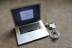 "APPLE MacBook Pro A1286 15.4"" Laptop - MC371LL/A (April 2010)"