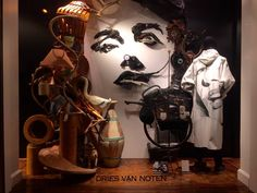 DRIES VAN NOTEN WINDOWS