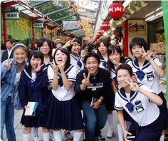Studying Abroad in Japan // Blake Kobashigawa