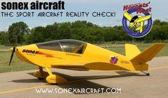 John Monnett, Sonex Aircraft, experimental aircraft kits, including the ...