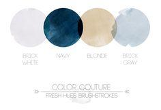 color inspiration DD 2014 ColorCoutureBrushstrokes