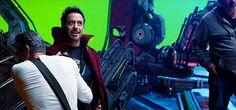 Stark stole Strange's cloak