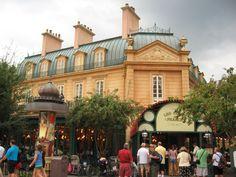 Les Chefs de France in EPCOT at Walt Disney World