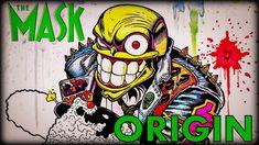 In this episode of Comic History, Roman talks about the insane and ultra-violent Origin of The Mask from Dark Horse Comics. Darkhorse Comics, O Maskara, Dc Comics, Avatar, Architecture Tattoo, Marvel, Star Wars Poster, Panel Art, Dark Horse