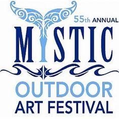 Mystic Outdoor Art Festival Mystic, CT #Kids #Events