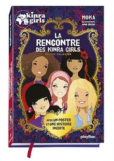 kinra-girls-officiel | Les hors-séries collector tome 1 + histoire inédite