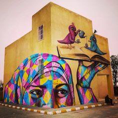 JOEL BERGNER in Jordania