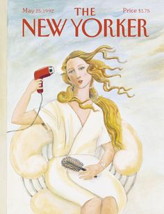 The Birth of Venus: The New Yorker by Susan Davis (Monday, May 25, 1992) Issue…