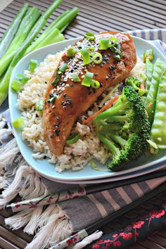 Slow Cooker Ginger Sesame Chicken will make it into your family's monthly rotation. They'll ask for it again and again!