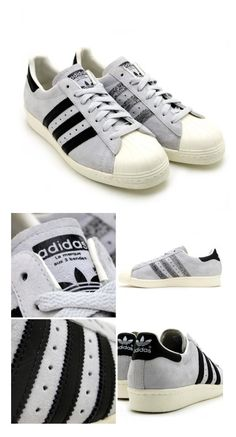 adidas Originals Superstar 80s: Grey