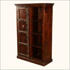 Elizabethan Classic Reclaimed Wood Wardrobe
