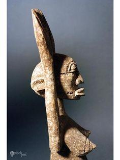 Tellem Figure, Dogon, Mali, Africa