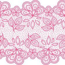 Fashion lace pattern vector - Buscar con Google