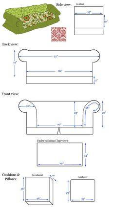 Faire une housse de canapé http://whatthecraft.com/tutorial-how-to-design-and-sew-a-slipcover-part-1/#