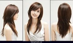 layers and bangs - Google Search