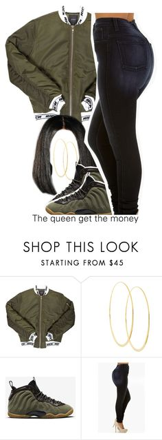 """..."" by trinityannetrinity ❤ liked on Polyvore featuring Joyrich, Lana and NIKE"
