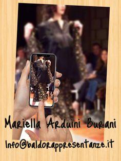 Mariella Arduini Burani ...collezione femminile di grande appeal..