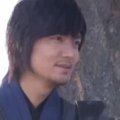 "【GIF]  Year 2012 #Korean #韩国 #Drama ""Faith"" 【信义】: BTS  【花絮】: #Actor #LeeMinHo #李敏鎬  (Source:  #Minoz #Japan : Machi on 12 March 2016 / Twitter )  おちゃめなテジャンㅋ ㅋ"