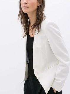 Photo of Zara Fabric Blazer