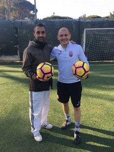 FC Zorya Luhansk: il capitano Kamenyuka a Roma per controlli