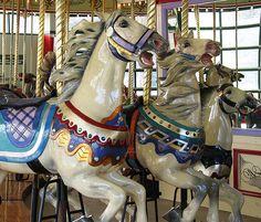Carousel Horses - Bing Images