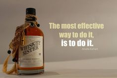 Wise words for a long Monday. | Whiskey Sister
