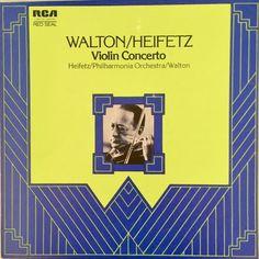 Walton / Heifetz – Violin Concerto