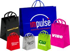 Gloss Laminated Paper Bags