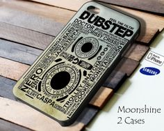 Dubstep Lyric Case for iPhone 4/4S iPhone by Moonshine2Case, $13.99