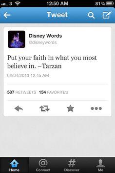 #Quote #disney #tarzen