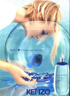 L'Eau Par Kenzo by Kenzo (1997). floral aquatique