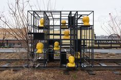 Artists — Rashid Johnson — Images and clips — Hauser & Wirth