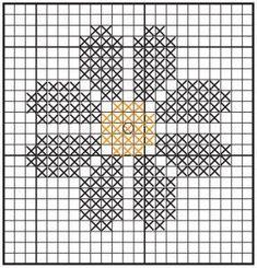 Free Tunisian Crochet Pattern: Simple Summer Dishcloth - Stitch and Unwind Free Tunisian Crochet Pattern: Simple Summer Dishcloth - Stitch and Unwind,Kanaviçe tasarımları Cross Stitch Cards, Simple Cross Stitch, Cross Stitch Flowers, Cross Stitching, Cross Stitch Embroidery, Embroidery Patterns, Cross Stitch Kits, Hand Embroidery, Tunisian Crochet Patterns
